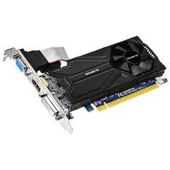 GIGABYTEGeForce GT 640 1046Mhz PCI-E 2.0 1024Mb 5000Mhz 64 bit 2xDVI HDMI HDCP