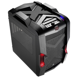 Компьютерный корпус AeroCool Strike-X Cube Black Edition