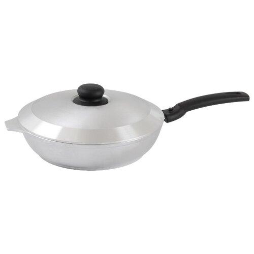 Сковорода Kukmara с264 26 см с сковорода d 24 см kukmara кофейный мрамор смки240а