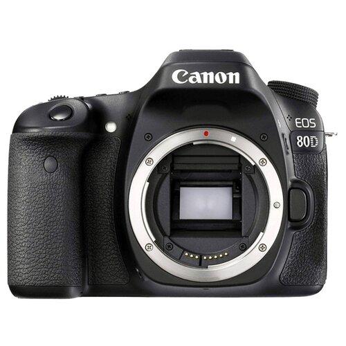 Фотоаппарат Canon EOS 80D Body фотоаппарат canon eos 80d body