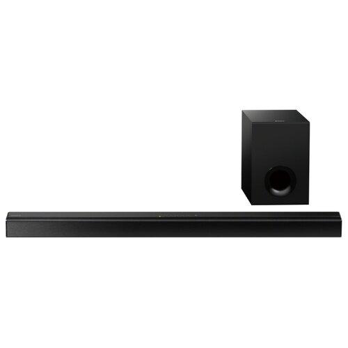Звуковая панель Sony HT-CT80 2 1 канальный саундбар с bluetooth® sony ht ct80