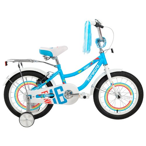 Детский велосипед FORWARD Funky велосипед forward funky 12 boy 2017