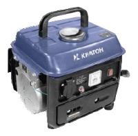 Бензиновый генератор Кратон GG-0,95 (750 Вт)