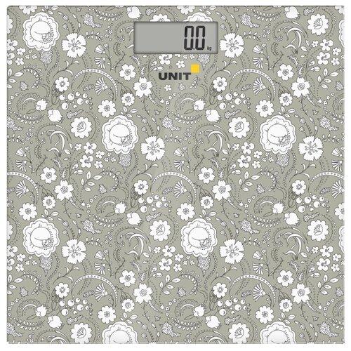 Фото - Весы электронные UNIT UBS 2052 безмен электронный unit ubs 2110el