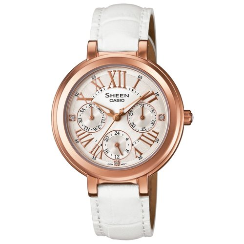 Наручные часы CASIO SHE-3034GL-7A casio she 3048pgl 7a