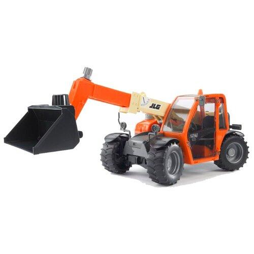 Погрузчик Bruder колёсный JLG bruder экскаватор – погрузчик колёсный bruder