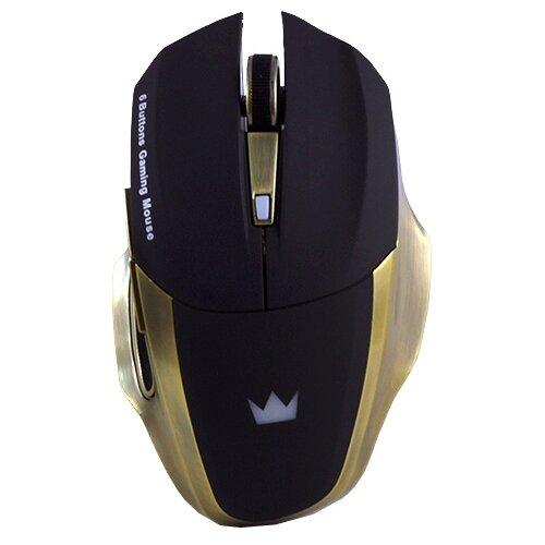 Мышь CROWN MICRO CMXG-605 Black игровая мышь crown gaming cmxg 605 black gold