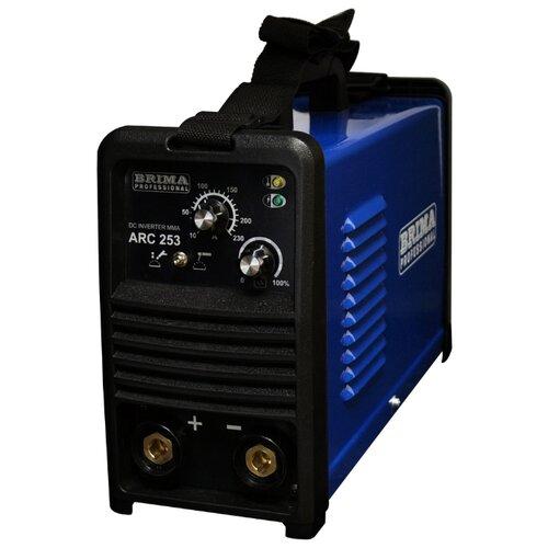 Сварочный аппарат BRIMA ARC-253 сварочный аппарат brima arc 165