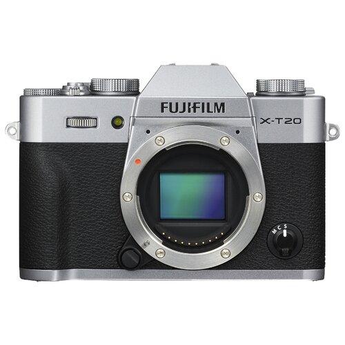 Фото - Фотоаппарат Fujifilm X-T20 Body фотоаппарат fujifilm x t30 body