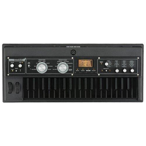 Синтезатор KORG microKORG XL+ korg micro xl