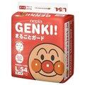 Genki подгузники L (9-14 кг) 54 шт.