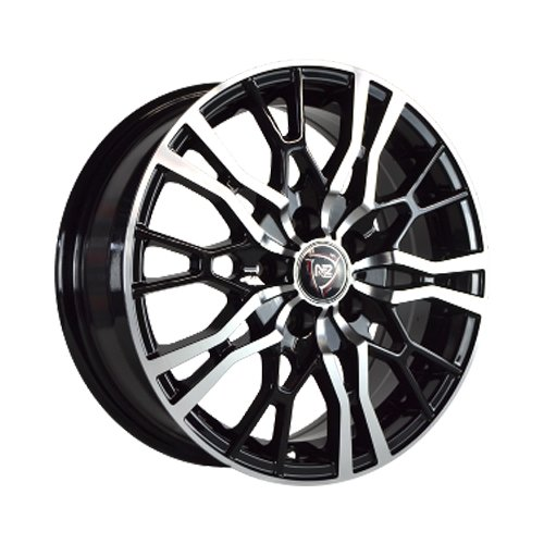 Фото - Колесный диск NZ Wheels SH658 колесный диск nz wheels sh700