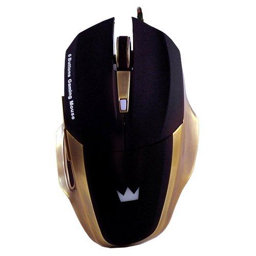 Мышь CROWN MICRO CMXG-604 Black игровая мышь crown cmxg 601