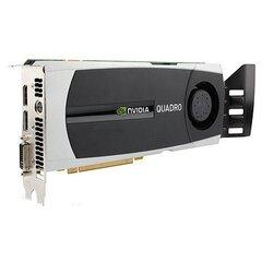 HP Quadro 6000 574Mhz PCI-E 2.0 6144Mb