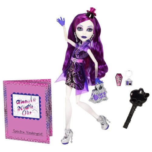 Кукла Monster High Ночь
