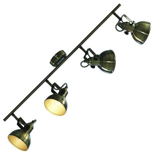 Arte Lamp A5215PL-4AB E14 спот artelamp a5215pl 4ab