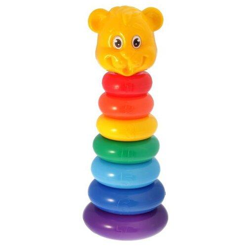 Пирамидка Крошка Я Мишка набор посуды для кормления крошка я мишка 3275230 4 предмета