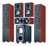 Комплект акустики Canton GLE 407 set