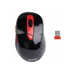 Мышь A4Tech G11-570FX Black-Red USB