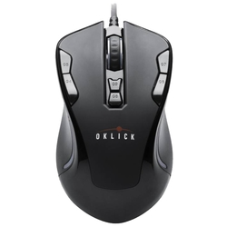 Мышь OKLICK 705G Gaming Optical Mouse Black USB