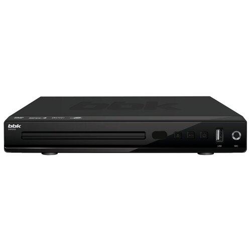 Фото - DVD-плеер BBK DVP035S dvd плеер