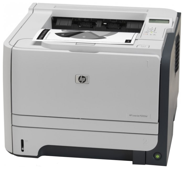 Драйвера к принтеру hp laserjet p2055d