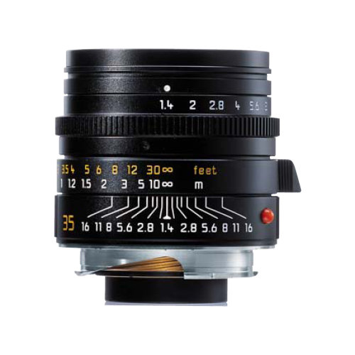 Объектив Leica Summilux-M 35mm кольцо techart pro leica m nex