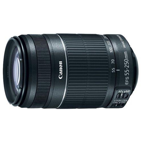 Фото - Объектив Canon EF-S 55-250mm f объектив
