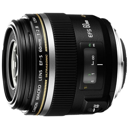 Фото - Объектив Canon EF-S 60mm f 2.8 объектив