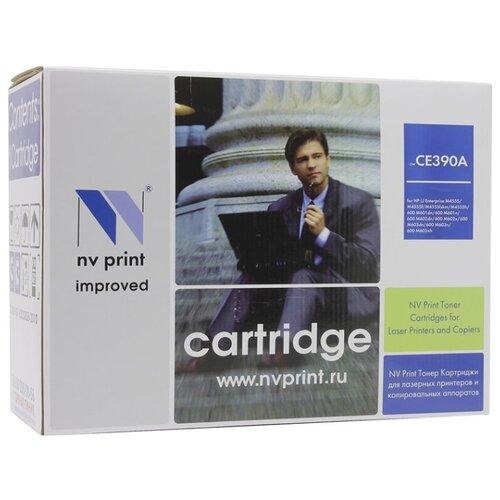 Фото - Картридж NV Print CE390A для HP картридж nv print q7562a для hp