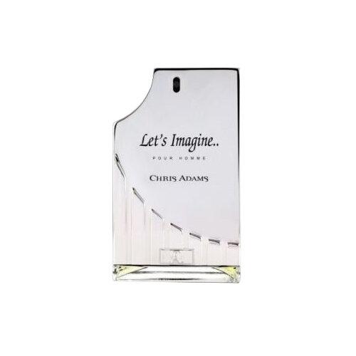 Chris Adams Let's Imagine chris norman