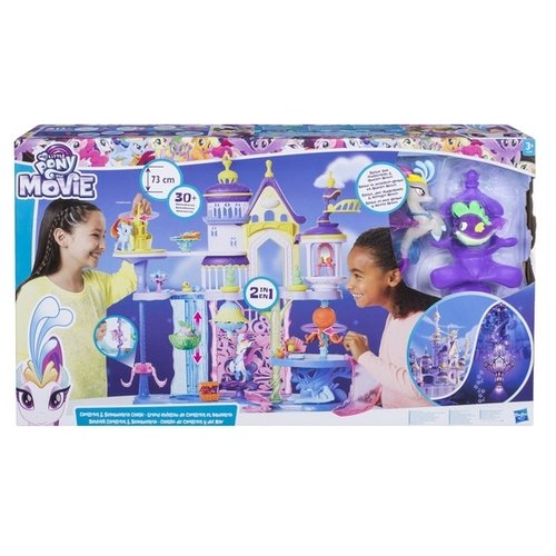 Игровой набор My Little Pony игровой набор хранители гармонии my little pony
