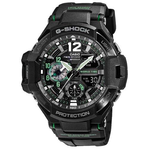 Наручные часы CASIO GA-1100-1A3 часы наручные casio часы g shock ga 1100 1a3