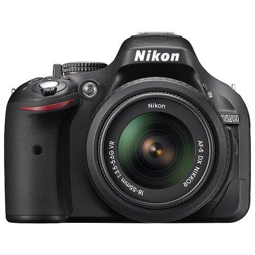 Фотоаппарат Nikon D5200 Kit julie adair king nikon d5200 for dummies