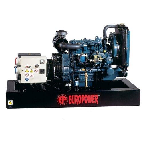 Дизельная электростанция europower ep6000