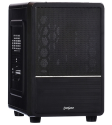 Компьютерный корпус ExeGate CB-564 450W Black