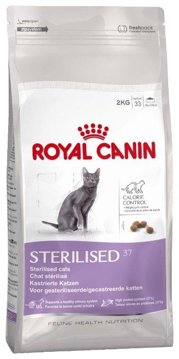 Корм royal canin sterilised влажный