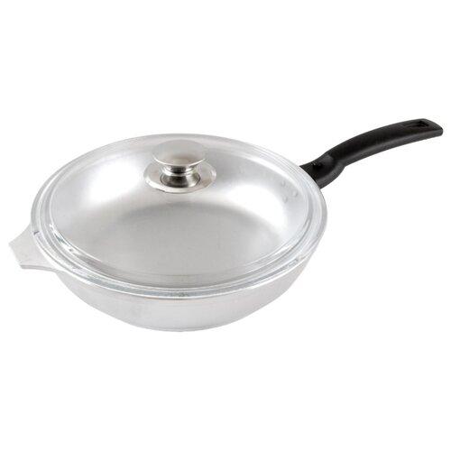 Сковорода Kukmara с266 26 см с сковорода d 24 см kukmara кофейный мрамор смки240а