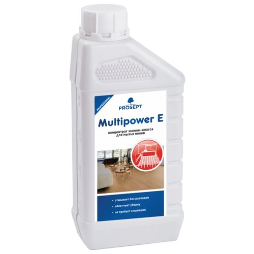 PROSEPT Средство для мытья средство prosept multipower для мытья плитки и керамогранита 1 л