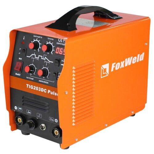 Сварочный аппарат FoxWeld TIG сварочный аппарат foxweld tig