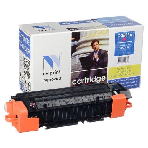Фото - Картридж NV Print Q2683A для HP решетки радиаторные grille для toyota rav4 2013 2015