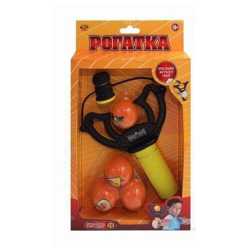 Рогатка ABtoys S-00064 рогатка игрушечная molly