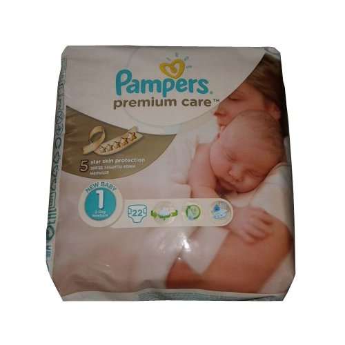 Pampers Premium Care 1 (2-5 кг)