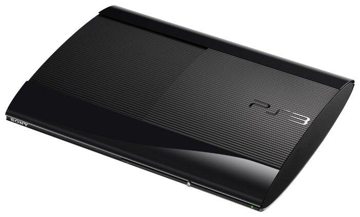 Playstation 3 slim 12gb прошивка