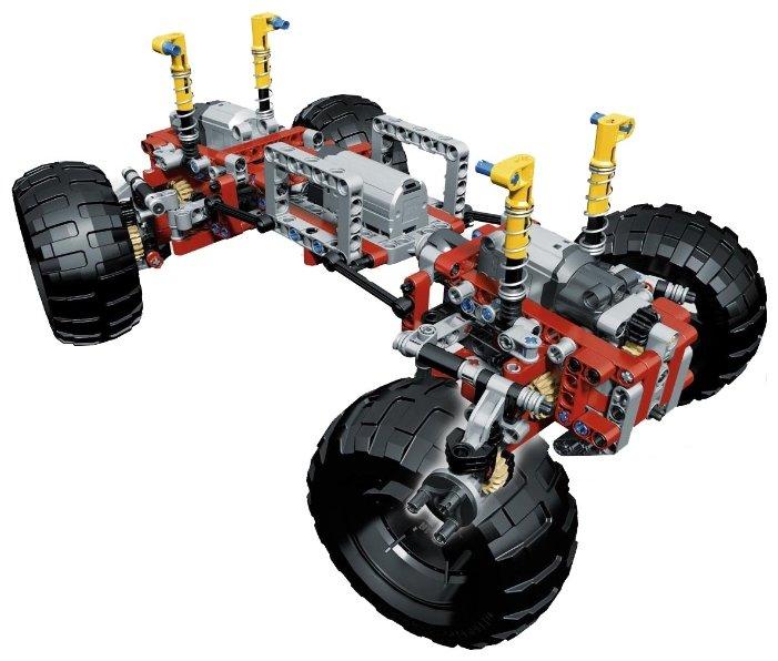 Инструкцию Лего 9398