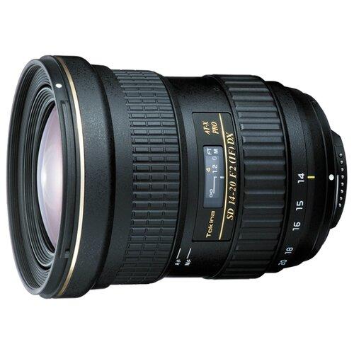 Фото - Объектив Tokina AT-X 14-20mm f объектив