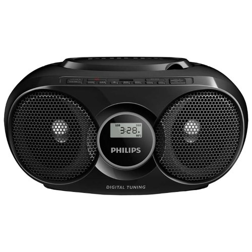 Магнитола Philips AZ 318 магнитола philips az1837 12