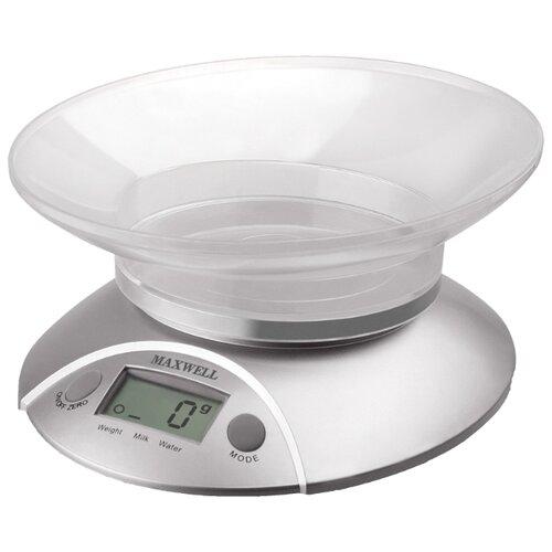 Кухонные весы Maxwell MW-1451 весы кухонные maxwell 1477 mw pk розовый