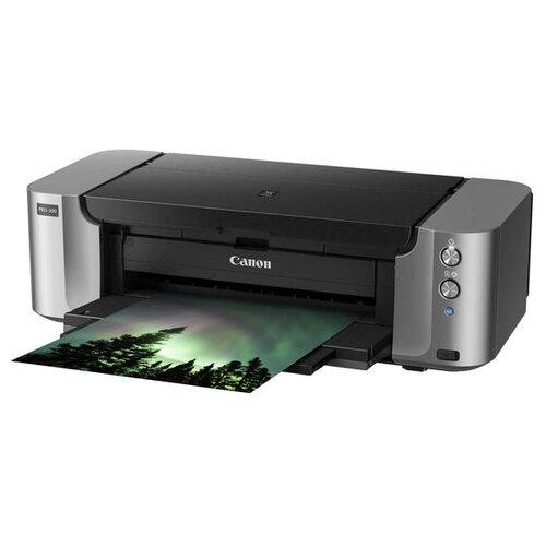 Фото - Принтер Canon PIXMA PRO-100S кеды мужские vans ua sk8 mid цвет белый va3wm3vp3 размер 9 5 43