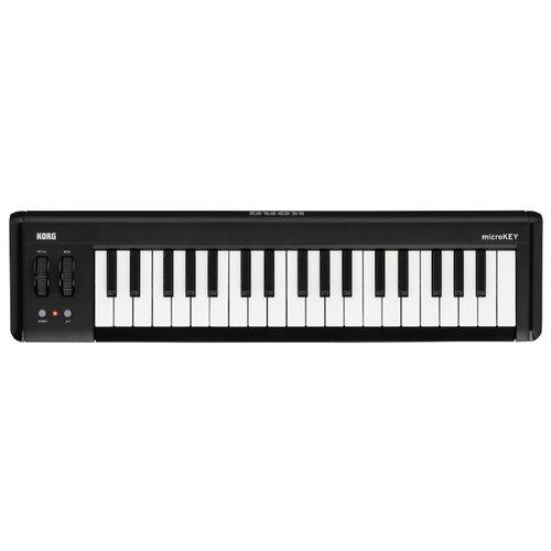 MIDI-клавиатура KORG microKEY2-37 korg microkey2 61 compact midi keyboard